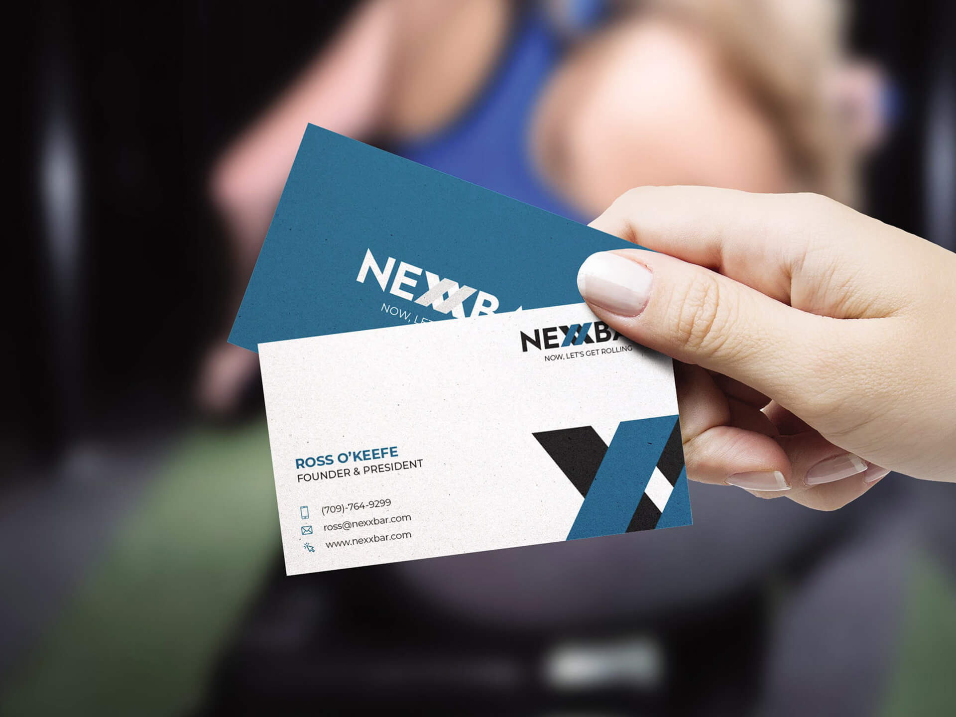 BMGcreative - Nexxbar name card